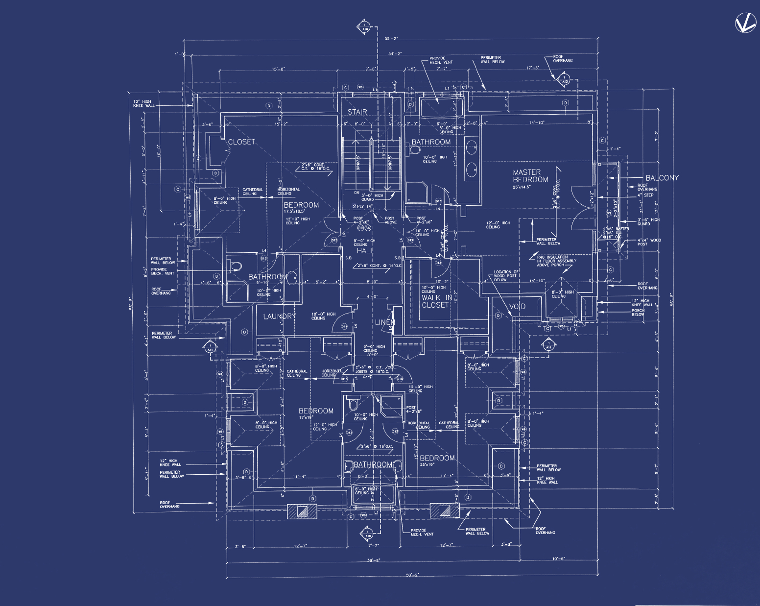 The Blueprint Urban Samurai: blueprints of houses to build