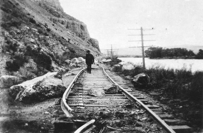 Falling off Track - URBAN SAMURAI